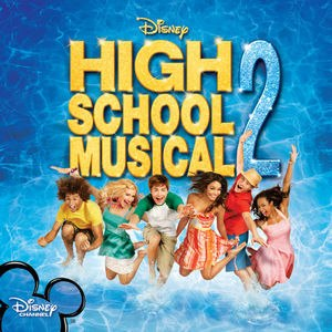 High School Musical 2 (soundtrack) - Image: High School Musical 2CD
