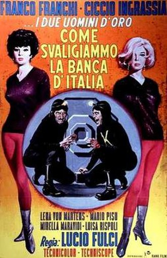 How We Robbed the Bank of Italy - Image: How We Robbed the Bank of Italy