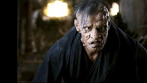 I (film) - Vikram's look for the film after the character is deformed
