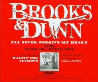 Ill Never Forgive My Heart