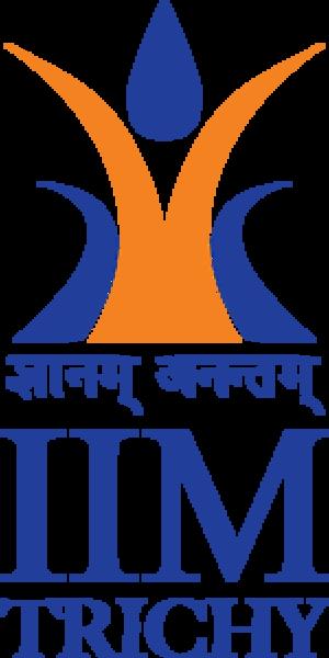 Indian Institute of Management Tiruchirappalli - Image: IIM Trichy Logo