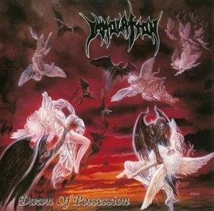 Dawn of Possession - Image: Immolationdawnofposs ession
