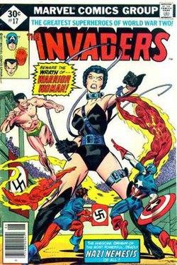 Liberty Legion | WWII Marvel & Timely Comics | Pinterest | Marvel ...