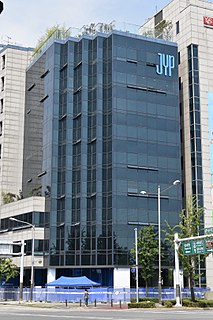 JYP Entertainment Music label in South Korea