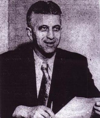 Joe Schaaf - Photo credit: Reading Eagle, April 1, 1951