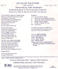 John Anderson - Let Go of the Stone single.png