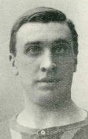 Jock Hamilton (footballer, born 1879) - Hamilton while with Brentford in 1911.