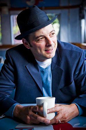 Jonathan Evison - Image: Jonathan Evison