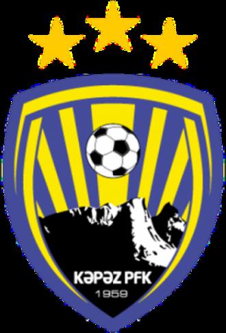 Kapaz PFK - Image: Kapaz PFK logo
