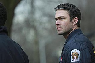 Kelly Severide Fictional character