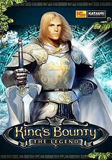 <i>Kings Bounty: The Legend</i> video game