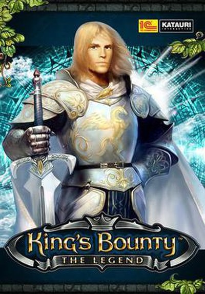 Picture of a game: King's Bounty: The Legend