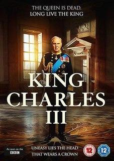 <i>King Charles III</i> (film) 2017 future history television film