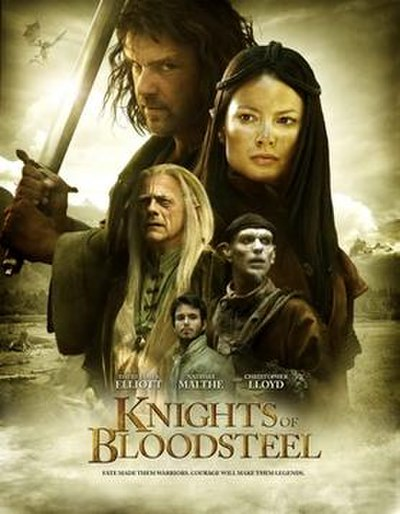 Picture of a TV show: Knights Of Bloodsteel