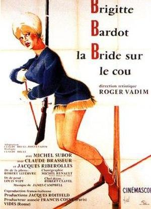 Please, Not Now! - Image: La Bride sur le cou