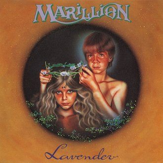 Lavender (Marillion song) - Image: Lavender (Marillion)
