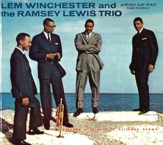 Lem Winchester and the Ramsey Lewis Trio - Image: Lem Winchester and the Ramsey Lewis Trio