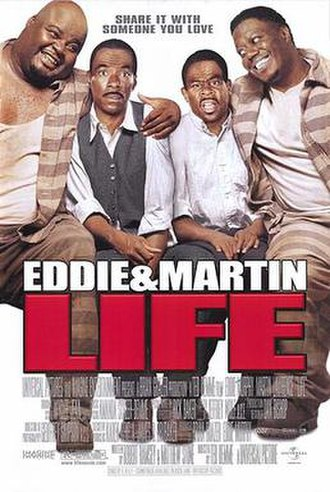 Life (1999 film) - Theatrical release poster