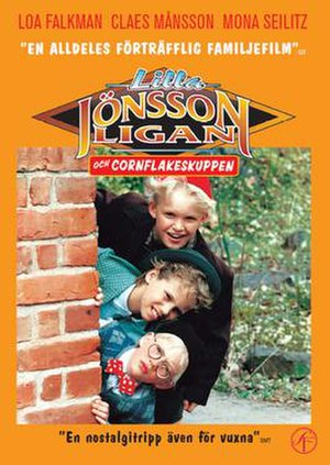 Lilla Jönssonligan och cornflakeskuppen