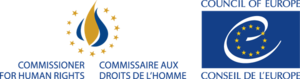 Commissioner for Human Rights - Image: Logo of the Council of Europe Commissioner for Human Rights