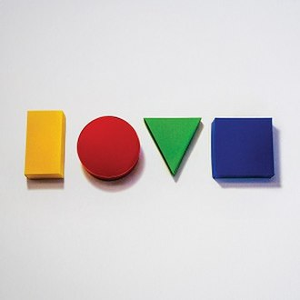 Love Is a Four Letter Word (album) - Image: Loveisafourletterwor d mraz