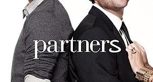 Partners (2012 TV series) - Season 1 main title card