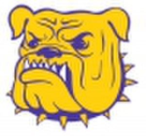 Louisville Male High School - Image: Male Bulldog logo