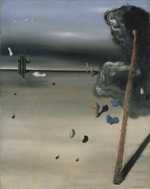 Yves Tanguy - Image: Mama, Papa is Wounded!