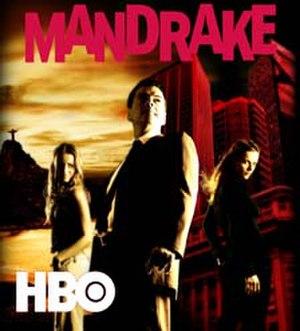 Mandrake (TV series) - Mandrake official poster.