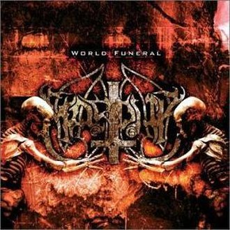 World Funeral - Image: Marduk World Funeral