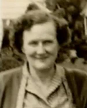"""Margaret Grubb - Margaret """"Polly"""" Grubb"""