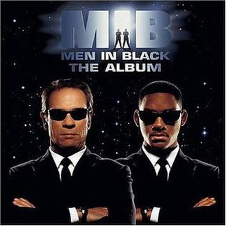 Men in Black: The Album - Image: Mibsoundtrack