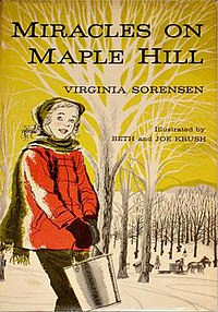 Miracles on Maple Hill 1956 cover.jpg