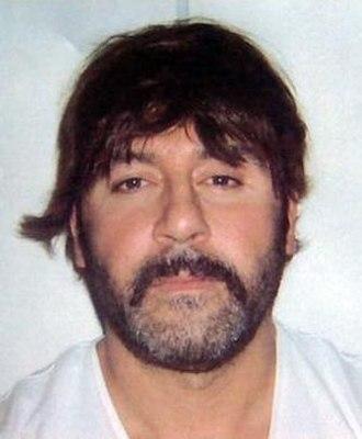 Tony Mokbel - Mokbel, wearing a wig, after his arrest in Greece.