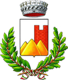 Coat of arms of Montecalvo in Foglia