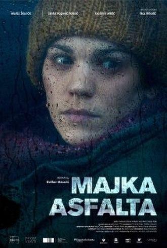 Mother of Asphalt - Image: Mother of Asphalt poster