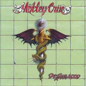 Dr. Feelgood (album) - Image: Motley Crue Dr Feelgood front