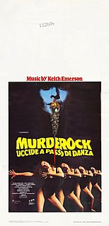 <i>Murder Rock</i> 1984 film directed by Lucio Fulci