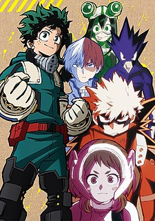 <i>My Hero Academia</i> (season 5) Season of television series