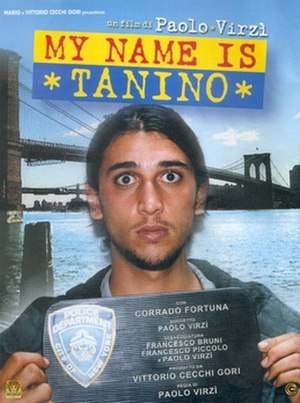 My Name Is Tanino - Image: My Name Is Tanino Locandina