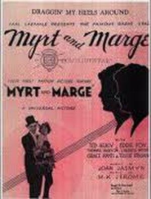 Myrt and Marge (film) - Image: Myrt marge poster