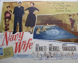 Navy Wife - Theatrical poster