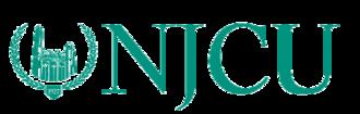 New Jersey City University - Image: New Jersey City University (NJCU) logo