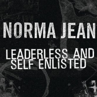 "Meridional (album) - The ""Leaderless and Self Enlisted"" digital single cover art."