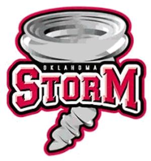 Oklahoma Storm - Former logo