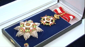 Order of Saint-Charles - Insignia of the Order of Saint Charles