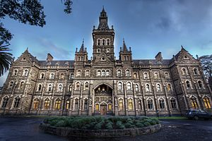 Ormond College (1879), University of Melbourne