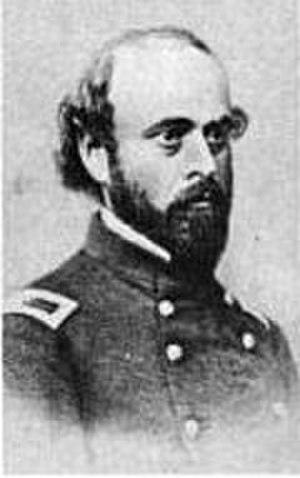 Orris S. Ferry - Orris Ferry during the American Civil War.