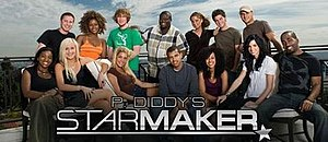 P. Diddy's Starmaker - Cast