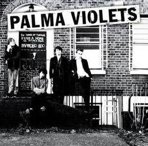 180 (album) - Image: Palma Violets 180